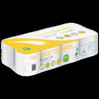 Toilettenpapier 4 lagig 100% Zellstoff Super Soft - 165 Blatt - PALETTE