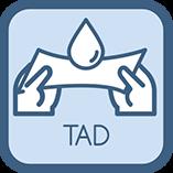 TAD-papierhandtuecher