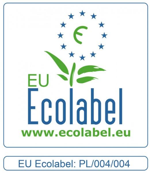Toilettenpapier 2 lagig Umweltschutz mit Eu Ecolabel
