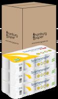 Toilettenpapier 4 lagig 100% Zellstoff Super Soft- 165 Blatt 128 Rollen
