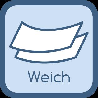 Papierhandtücher weich