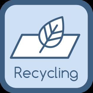 recycling qualitaet aus sekundaerfasern