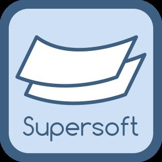 Super Soft 3 lagig Qualität extra weich